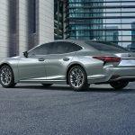 Así es el Lexus LS 2021 para Europa: Solo en versión híbrida