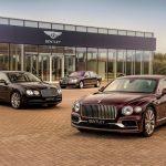 Bentley celebra los 40.000 Flying Spur fabricados