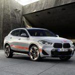 BMW X2 M Mesh Edition: ¿con o sin pegatinas?