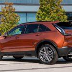 El Cadillac XT4 llega a Europa y con motor diésel: España tendrá que esperar