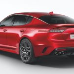 El Kia Stinger 2021 llegará a Europa solo con motor V6: Adiós al diésel