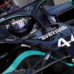 """Hamilton manda en Monza: """"No he mirado mucho los tiempos"""""""