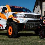 Isidre Esteve competirá en el Dakar con un Toyota Overdrive