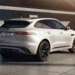 Jaguar F-Pace 2021: más tecnológico e híbrido que nunca