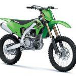 Kawasaki KX 250 2021 alcanza su máxima potencia