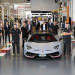 Lamborghini Aventador. Una historia que ya llega a las 10.000 unidades