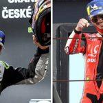 Lo+ y Lo- de Zarco y Bagnaia para ir al equipo oficial Ducati
