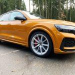 Los Audi RS 6 Avant, RS 7 Sportback y RS Q8 ahora tan potentes como un Bugatti Veyron