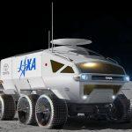 Lunar Cruiser: un Toyota para explorar la Luna