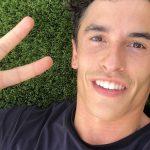 Márquez se prueba tras la segunda operación: 7.5 km en 30'