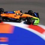 McLaren se opera la nariz en un inicio accidentado de Sainz