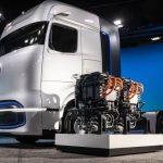 Mercedes-Benz Trucks apuesta su futuro a los camiones de hidrógeno