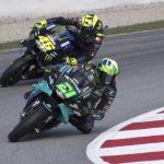 Morbidelli, Quartararo y Rossi para otro triplete de Yamaha