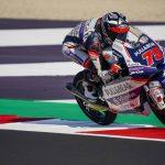 Moto3 en directo: Arenas comienza la remontada