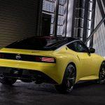 Nissan Z Proto: diseño neoretro para renovar una receta muy deportiva