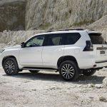 Nuevas imágenes del Toyota Land Cruiser 2021: Más potencia, más equipamiento
