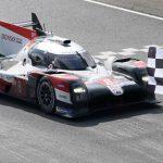 Nuevo triunfo del Toyota 8 en las 24 Horas de Le Mans