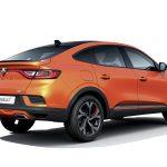 ¡Oficial! Así es el Renault Arkana 2021 que veremos en Europa: Atractivo y en gasolina o PHEV