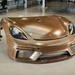 Porsche quiere poner fin a la fibra de carbono: atento a esta fibra totalmente sostenible