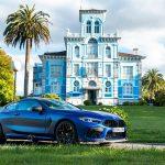 Prueba BMW M8 Competition 2020: Nunca antes fue tan fácil y divertido domar 625 caballos
