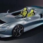¿Qué te parecen estas configuraciones del McLaren Elva?: será el segundo modelo más exclusivo de la marca