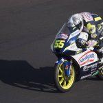 Resumen carrera Moto3 GP de Emilia Romagna: Fenati gana