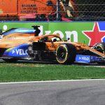 Resumen clasificación GP de Italia: gran tercero de Sainz