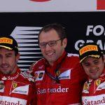 Stefano Domenicali, ex de Ferrari, será el jefe de la Fórmula 1