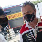 Tommi Makinen deja la jefatura del equipo Toyota