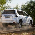 Toyota Land Cruiser 2021: ahora con 204 CV y mejor sistema multimedia