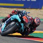 Álex Márquez pasa a Mir y se coloca segundo en Aragón