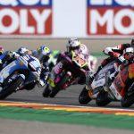 Arenas lucha por la victoria en un grupo de 25 pilotos