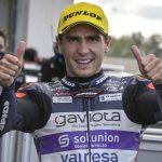 Arenas y Aspar continuarán juntos en Moto2 en 2021