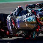 Así queda la parrilla de MotoGP en Aragón