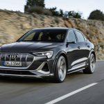 Los primeros Audi S eléctricos, los Audi e-tron S y e-tron S Sportback, ya tienen precio en España
