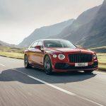 Bentley Flying Spur V8. La versión de acceso tiene 550 CV