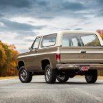 Chevrolet nos muestra el K5 Blazer-E: ¿el futuro electrificado de los clásicos americanos?