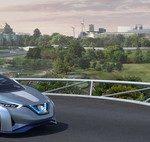 ¡Coche eléctrico al rescate! El Nissan LEAF se convierte en un generador de energía ante emergencias