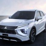 El Mitsubishi Eclipse Cross recibe un lavado de cara, y su versión PHEV llegará muy pronto