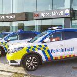 La Policía Local de Burgos suma el DFSK Glory 580 a su flota