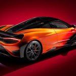 McLaren 765LT Strata Theme: Solo la pintura lleva 450 horas de trabajo