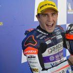 """""""Me gustaría ganar el título a la vez que Rins el de MotoGP"""""""