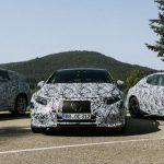Mercedes va a por todas y anuncia la llegada de 6 coches eléctricos