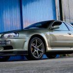Nissan Skyline GT-R V-Spec II Nur 2002. Esta joya está a la venta por más de 400.000 euros