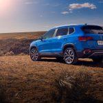 ¡Oficial! Así es el Volkswagen Taos 2021 que no verás a este lado del Charco
