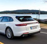 Porsche Panamera Turbo S E-Hybrid: el nuevo híbrido enchufable de 700 CV es ahora el Porsche más potente