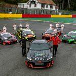 Primeros detalles del Audi RS e-tron GT: El Porsche Taycan tendrá al enemigo en casa