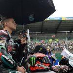 """Quartararo: """"Me puse un poco nervioso al llover en Le Mans"""""""