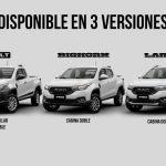 Ram 700. Un Fiat Strada renombrado para América Latina
