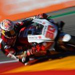 Resumen clasificación GP de Aragón: Honda está de vuelta